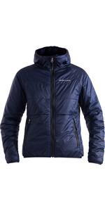 2020 Henri Lloyd Womens Maverick Hooded Liner Mid Layer Jacket P201210058 - Navy