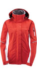 d156d416e6a40 2019 Henri Lloyd Womens Sail 2.0 Inshore Coastal Jacket New Red YO200021 ...
