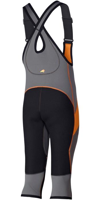 Crewsaver Phase 2 Junior Hiking Shorts in Grey / Orange 6906