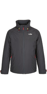 2021 Gill Mens Navigator Jacket Graphite IN83J