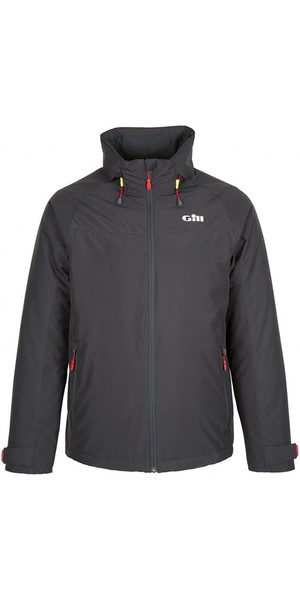 2018 Gill Mens Navigator Jacket Graphite IN83J