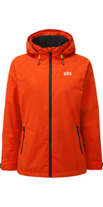 2020 Gill Womens Navigator Jacket Orange IN83JW