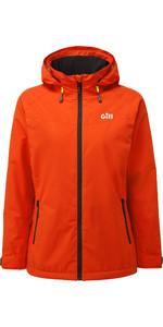 2020 Gill Womens Navigator Jacket Orange IN83JW
