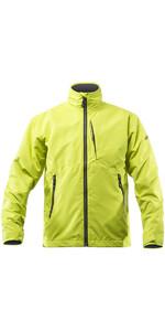2019 Zhik Z-Cru Lightweight Sailing Jacket Lime JKT0080