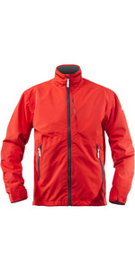 2020 Zhik Z-Cru Lightweight Sailing Jacket Flame Red JKT0080