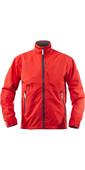 2021 Zhik Z-Cru Lightweight Sailing Jacket Flame Red JKT0080