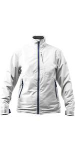 2019 Zhik Womens Z-Cru Lightweight Sailing Jacket White JKT0080W