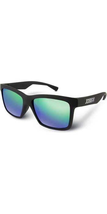 2021 Jobe Dim Floatable Glasses 426018001 - Black-Green