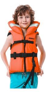 2021 Jobe Kids Comfort Boating PFD Vest 244817375 - Orange