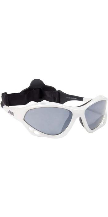 2021 Jobe Knox Floatable Sunglasses 420108001 - White