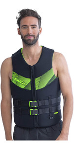 2020 Jobe Mens 50N Neoprene Impact Vest 244920002 - Black / Lime