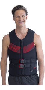 2020 Jobe Mens 50N Neoprene Impact Vest 244920004 - Black / Red