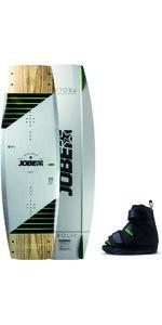 2021 Jobe Prolix 143 Wakeboard & Host Bindings Set 278821013
