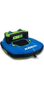2021 Jobe Swath 2 Person Towable 230221002 - Blue