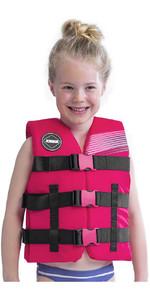 2020 Jobe Junior 50N Impact Vest 244820003 - Pink