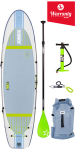 Jobe Aero Lena Yoga Inflatable Stand Up Paddle Board 10'6 x 33