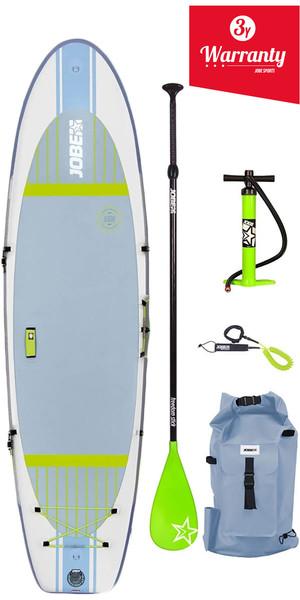 2018 Jobe Aero Lena Yoga Inflatable Stand Up Paddle Board 10'6 x 33