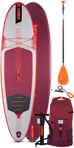 2021 Jobe Aero Mira 10'0 Stand Up Paddle Board Package - Board, Bag, Pump, Paddle & Leash