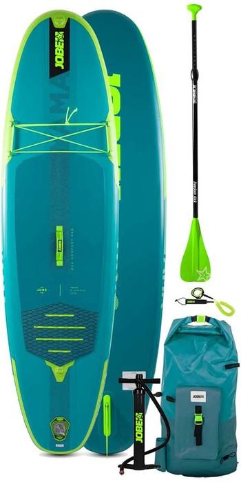 2021 Jobe Aero Yama 8'6 Kids Stand Up Paddle Board Package - Board, Bag, Pump, Paddle & Leash