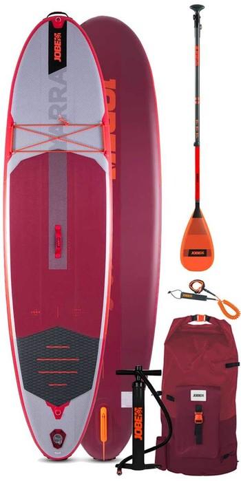 2021 Jobe Aero Yarra 10'6 Stand Up Paddle Board Package - Board, Bag, Pump, Paddle & Leash