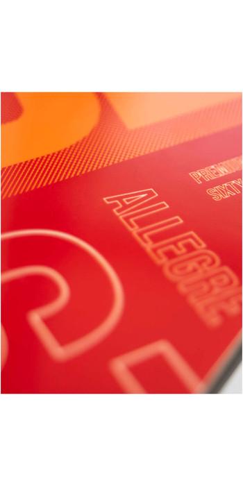 2021 Jobe Allegre Combo Skis 203320002 - Red