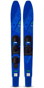 2021 Jobe Hemi Combo Skis 202420001 - Blue
