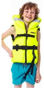 2021 Jobe Kids Comfort Boating PFD Vest 244817374 - Yellow