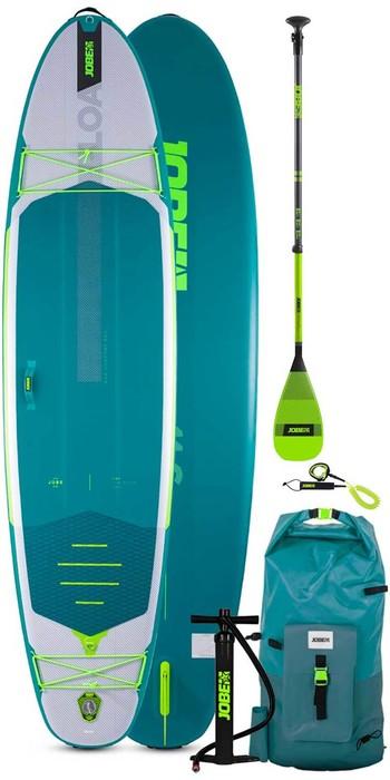 2021 Jobe Aero Loa 11'6 Stand Up Paddle Board Package - Board, Bag, Pump, Paddle & Leash