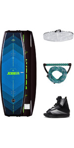 2020 Jobe Logo Wakeboard & Maze Bindings Package 278820075