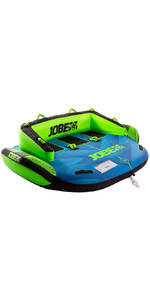 2020 Jobe Lunar 3 Person Towable 230320008 - Blue