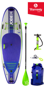 2019 Jobe Venta Windsurf Edition Inflatable Stand Up Paddleboard 9'6 x 36