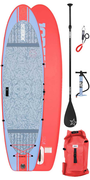 2018 Jobe Womens Lena Yoga Inflatable Stand Up Paddle Board 10'6 x 33