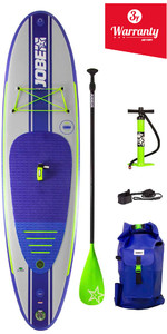 2019 Jobe Yarra Inflatable Stand Up Paddle Board 10'6 x 32