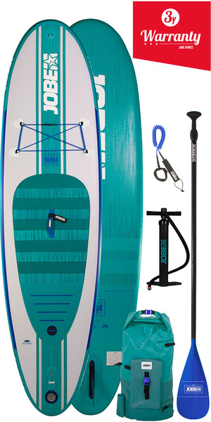 2020 Jobe Yarra Inflatable Stand Up Paddle Board 10'6 x 32