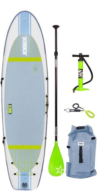 *2018 Jobe Aero Lena Yoga Inflatable Stand Up Paddle Board 10'6 X 33