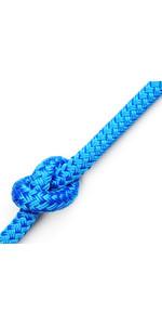 Kingfisher Matt Polyester Rope Blue MB0B1 - Price per metre