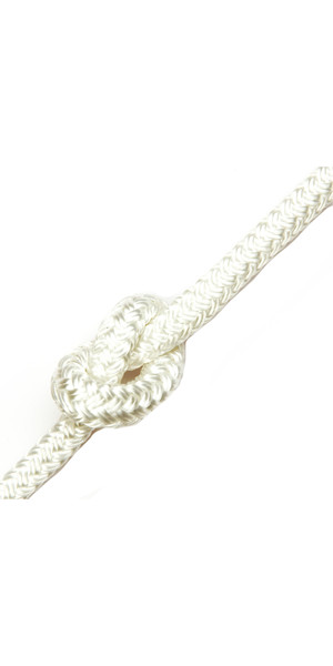 Kingfisher Matt Polyester Rope White MB0W1 - Price per metre