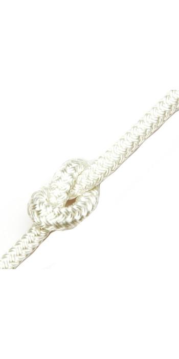 Kingfisher Matt Polyester Rope White MB0W1 - Price per metre