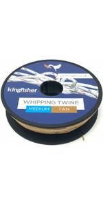 Kingfisher Twisted Whipping Twine Tan WTTB