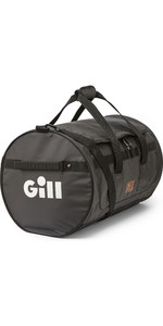 2020 Gill Tarp Barrel Bag 60L Black L083