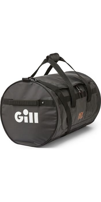 2020 Gill Tarp Barrel Bag 60L Black L083