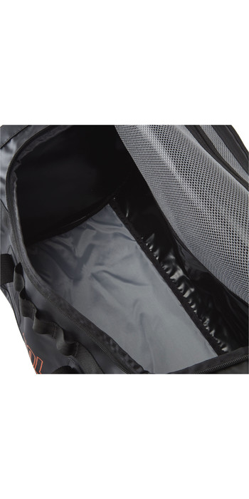 2021 Gill Tarp Barrel Bag 40L Black L084