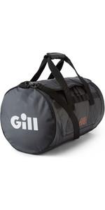 2020 Gill Tarp Barrel Bag 40L Black L084