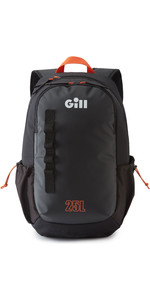 2021 Gill Transit 25L Backpack Black L085