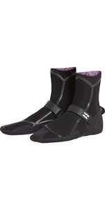 Billabong Furnace Carbon Ultra 7mm Split Toe Boots Black L4BT20