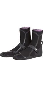 2018 Billabong Furnace Carbon Ultra 5mm Round Toe Boots Black L4BT21
