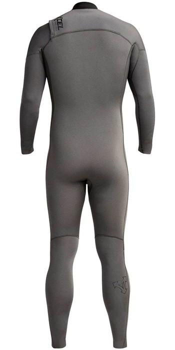 2020 Xcel Mens Comp 3/2mm Chest Zip Wetsuit MN32ZXC9 - Jet Black