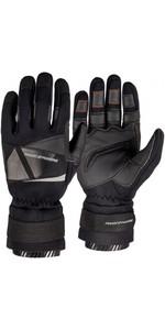 2020 Magic Marine Frost Winter Sailing Gloves - Black