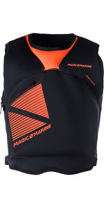 2019 Magic Marine Impact Pro Buoyancy Aid Black 160115