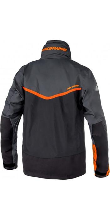 2020 Magic Marine Mens Element 2 Jacket Dark Grey 17002080